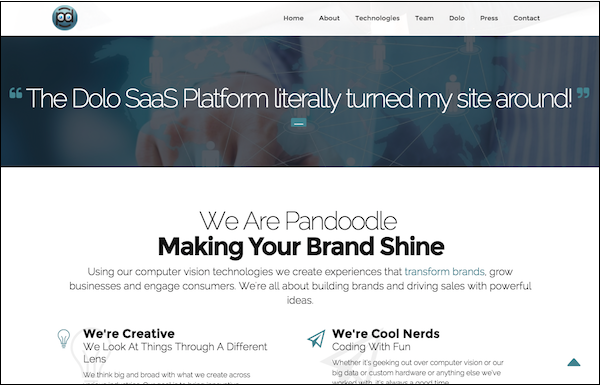 Pandoodle makes your brand shine